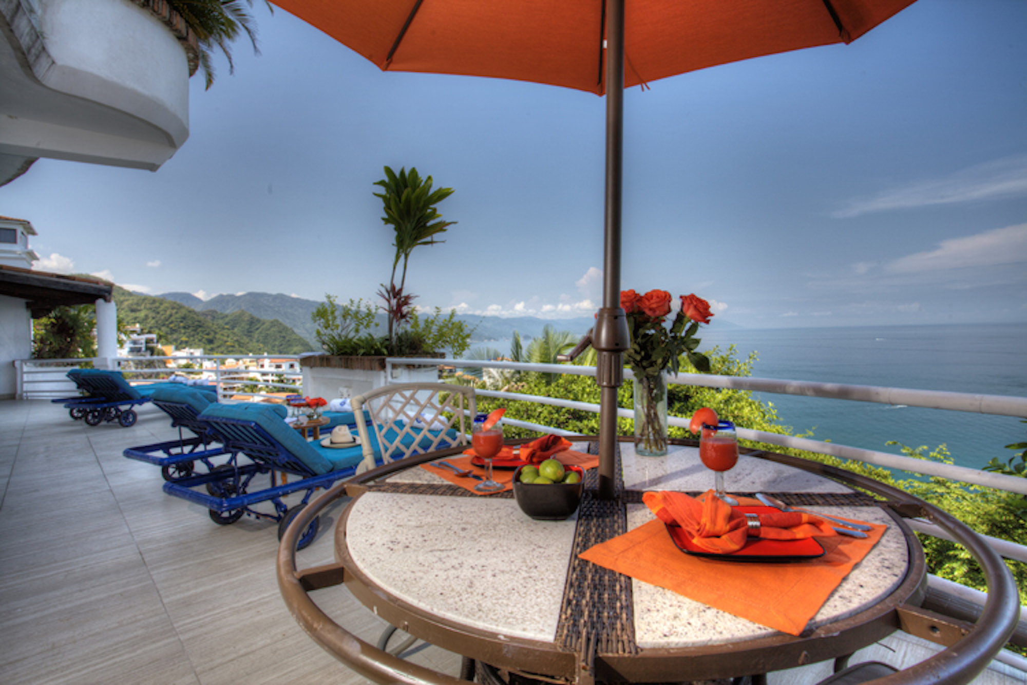 beachfront sky suites in puerto vallarta