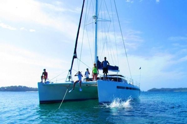 Vallarta Shores-Puerto Vallarta-Activities-Sailing Catamaran